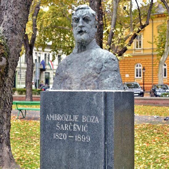 Kosztolányi Dezső és Sárcsevics Ambrus