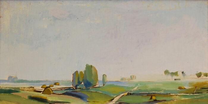 Bobo Tihamer festmény